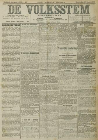De Volksstem 1910-08-25