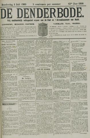 De Denderbode 1909-07-01