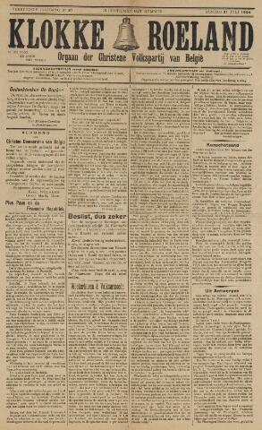 Klokke Roeland 1904