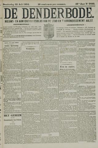 De Denderbode 1894-07-12