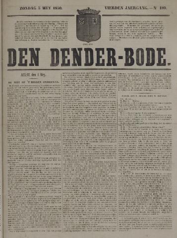 De Denderbode 1850-05-05