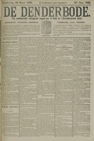 De Denderbode 1896-03-19