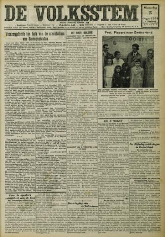 De Volksstem 1932-08-03