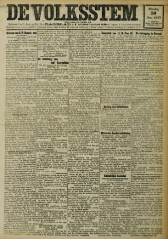 De Volksstem 1923-01-30