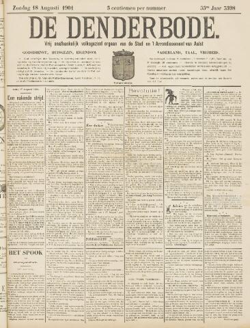 De Denderbode 1901-08-18