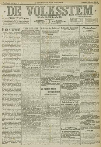 De Volksstem 1914-06-23