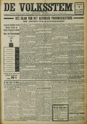 De Volksstem 1932-12-03