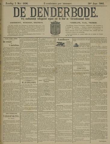 De Denderbode 1896-05-03