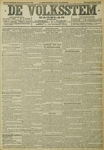 De Volksstem 1915-03-02
