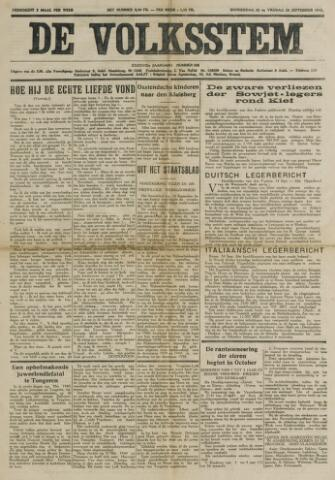De Volksstem 1941-09-25