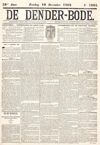 De Denderbode 1882-12-10
