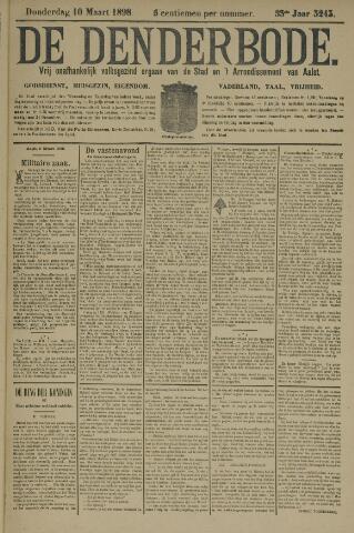 De Denderbode 1898-03-10