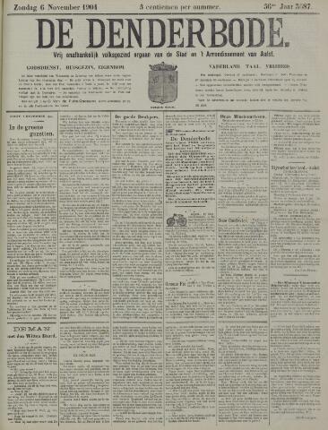 De Denderbode 1904-11-06