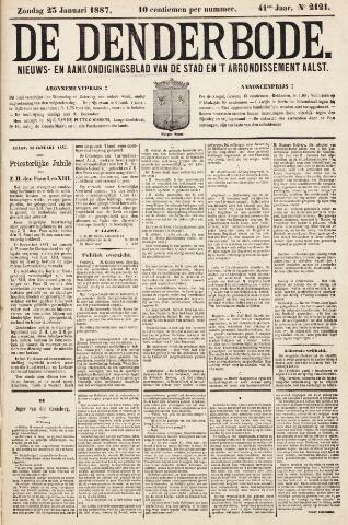 De Denderbode 1887-01-23