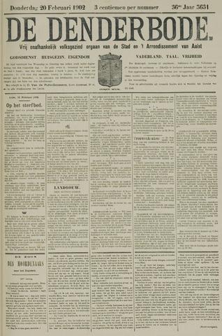 De Denderbode 1902-02-20