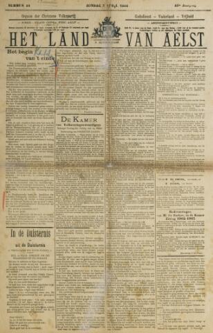 Het Land van Aelst 1904