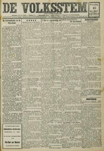 De Volksstem 1931-05-13