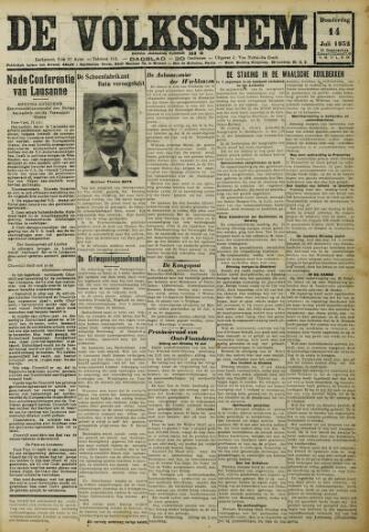 De Volksstem 1932-07-14