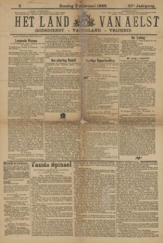 Het Land van Aelst 1889-02-03
