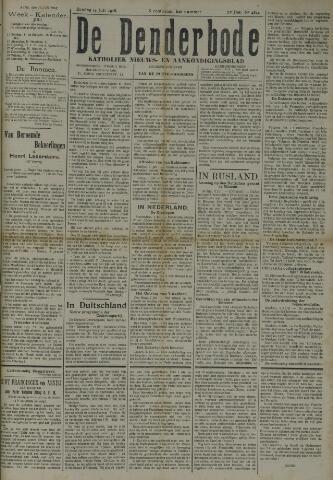 De Denderbode 1918-07-14