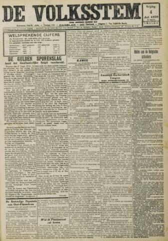 De Volksstem 1930-07-04