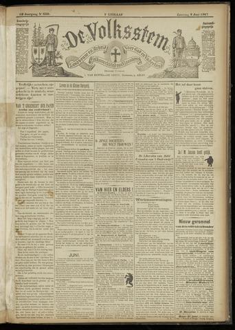 De Volksstem 1907-06-08
