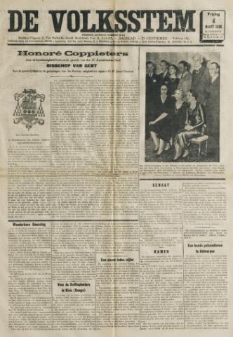 De Volksstem 1938-03-04
