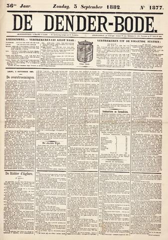 De Denderbode 1882-09-03