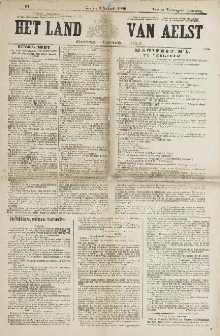 Het Land van Aelst 1880-08-01