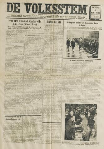 De Volksstem 1938-07-02