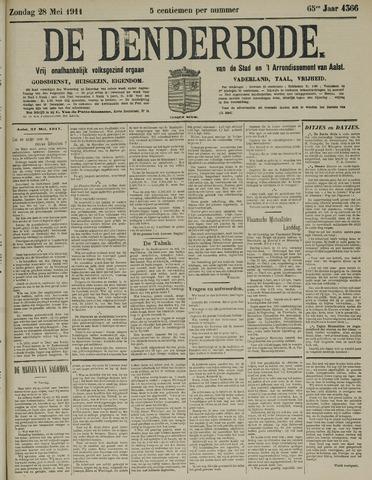 De Denderbode 1911-05-28