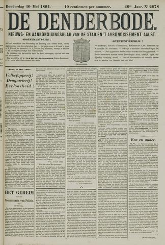 De Denderbode 1894-05-10