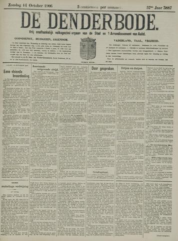 De Denderbode 1906-10-14