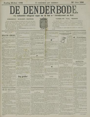 De Denderbode 1902-06-22