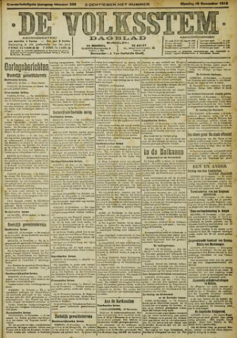 De Volksstem 1915-11-16