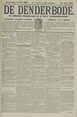 De Denderbode 1907-05-16