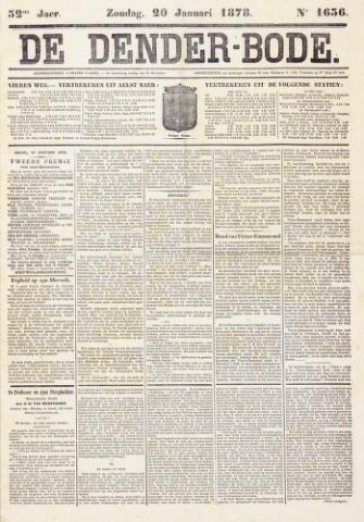 De Denderbode 1878-01-20
