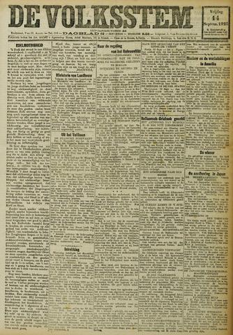 De Volksstem 1923-09-14