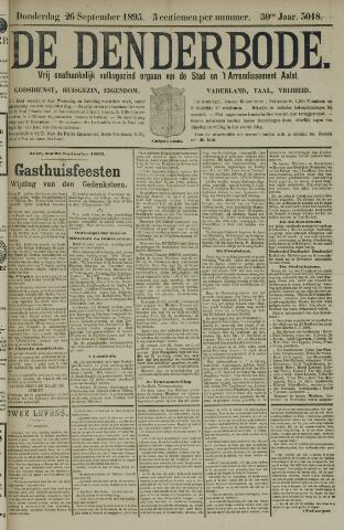 De Denderbode 1895-09-26