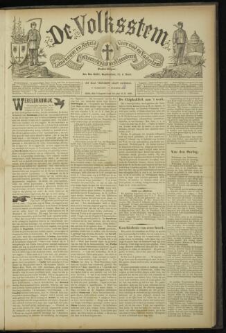 De Volksstem 1900-08-11