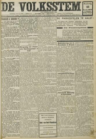 De Volksstem 1930-10-23