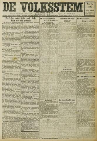 De Volksstem 1932-06-18