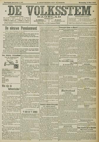 De Volksstem 1914-05-13
