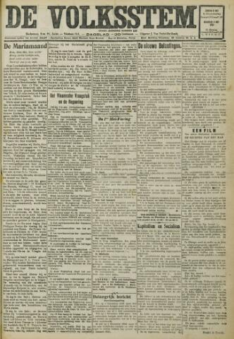 De Volksstem 1931-05-03