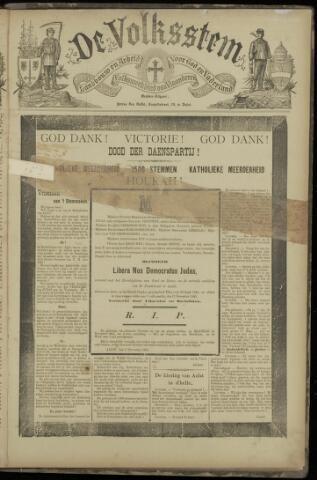De Volksstem 1895-11-23