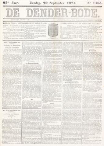 De Denderbode 1874-09-20