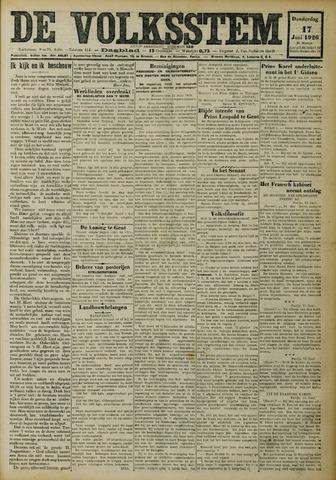 De Volksstem 1926-06-17