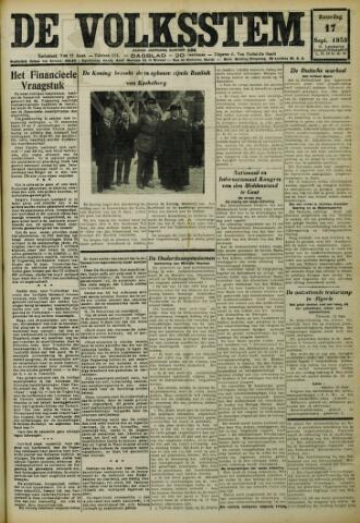De Volksstem 1932-09-17