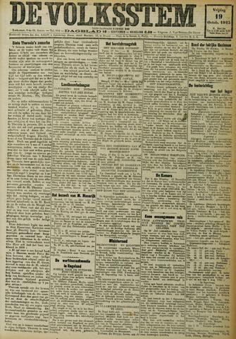 De Volksstem 1923-10-19
