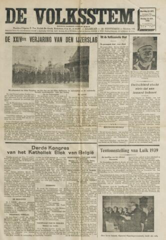 De Volksstem 1938-10-24